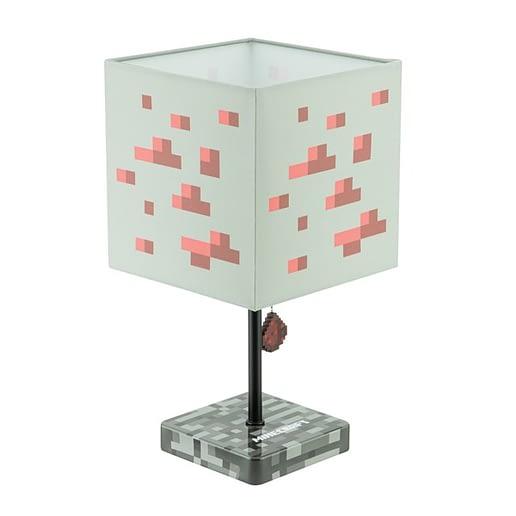 Minecraft LED Lampa