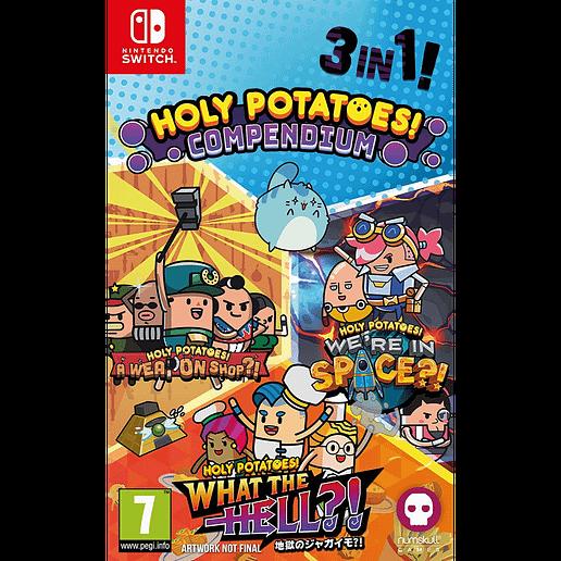 Holy Potatoes Compendium till Nintendo Switch
