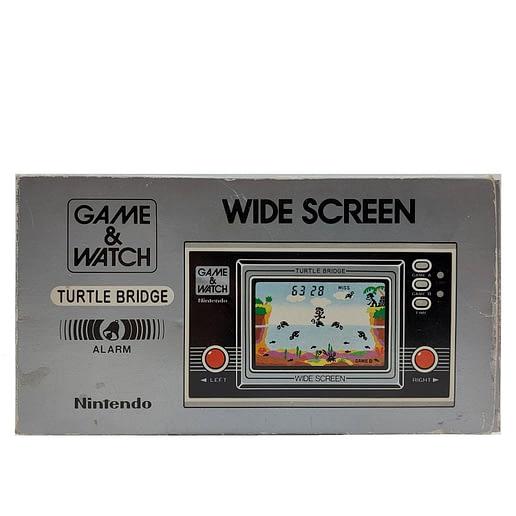 Turtle Bridge till Nintendo Game & Watch