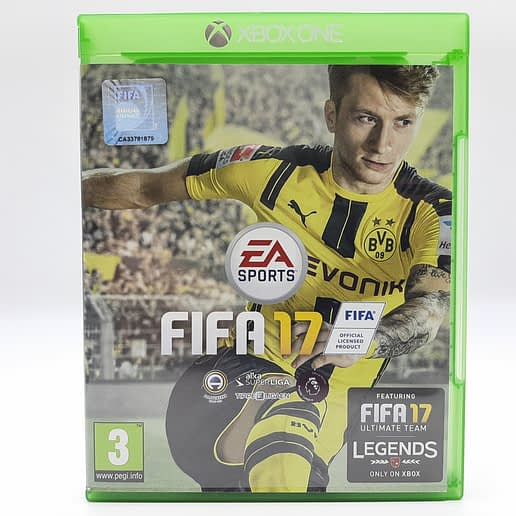 FIFA 17 till Xbox One