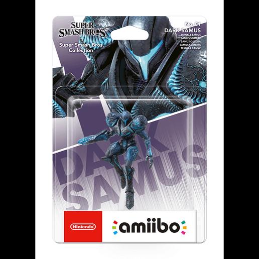 amiibo Super Smash Bros Dark Samus