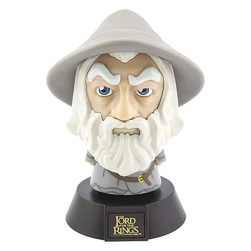 The Lord of the Rings Gandalf Icon Light