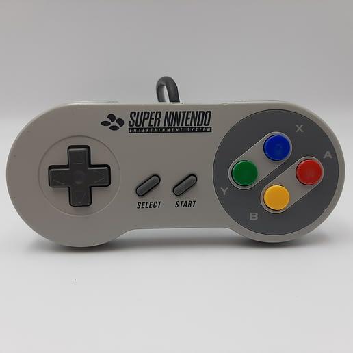 Handkontroll Original till Super Nintendo