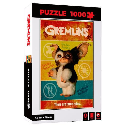 Gremlins There Are Three Rules