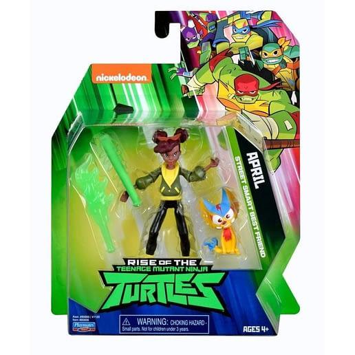 TMNT Rise of the Teenage Mutant Ninja Turtles April O´Neil