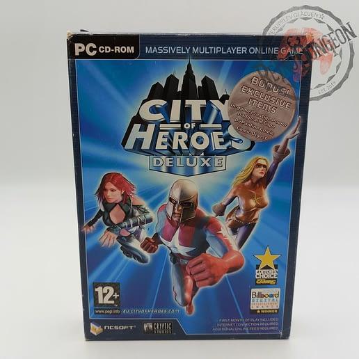 City of Heroes Deluxe