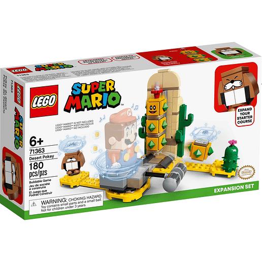 Lego Super Mario 71363 Desert Pokey Expansion Set