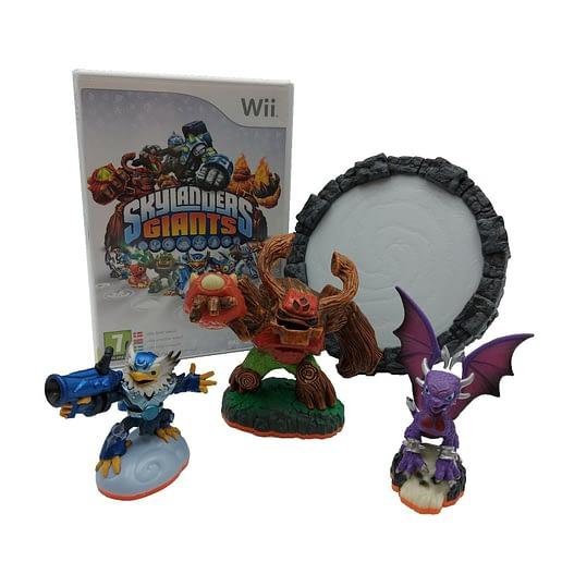 Skylanders Giants Startpaket Starter Pack till Nintendo Wii