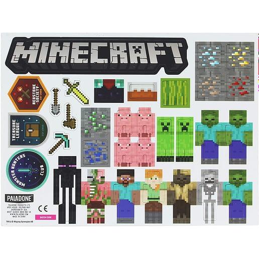 Minecraft kylskåpsmagnet