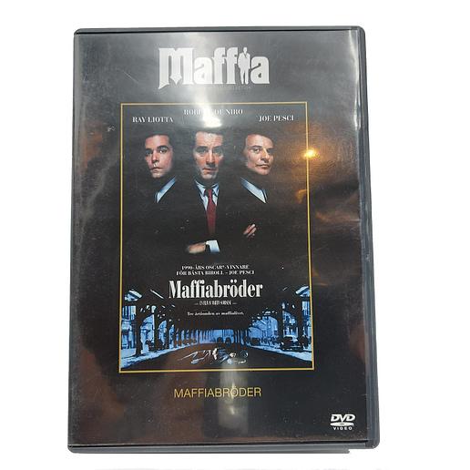 Maffiabröder till DVD