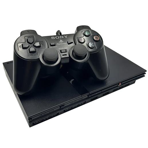 Playstation 2 Slim Basenhet