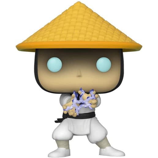 Funko Pop Mortal Kombat Raiden