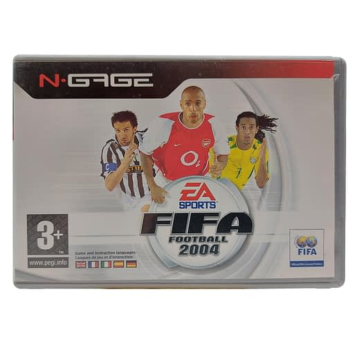 FIFA Football 2004 till Nokia NGAGE