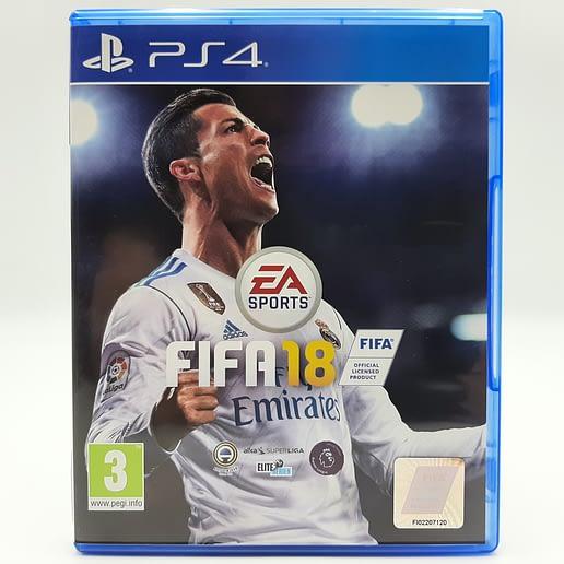 FIFA 18 till Playstation 4