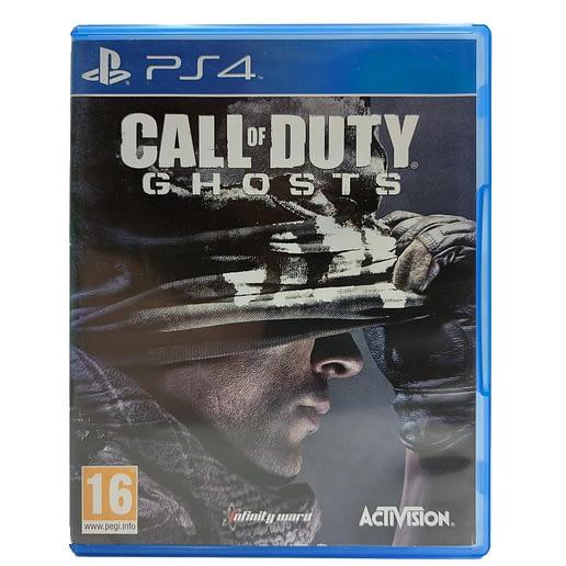 Call of Duty Ghost till Playstation 4