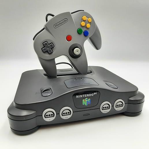 Nintendo 64 Basenhet