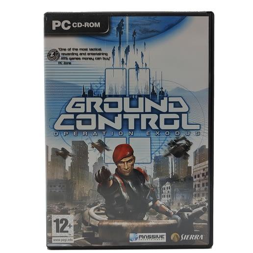 Ground Control II Operation Exodus till PC