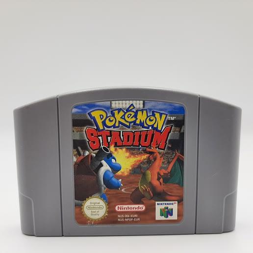 Pokemon Stadium till Nintendo 64