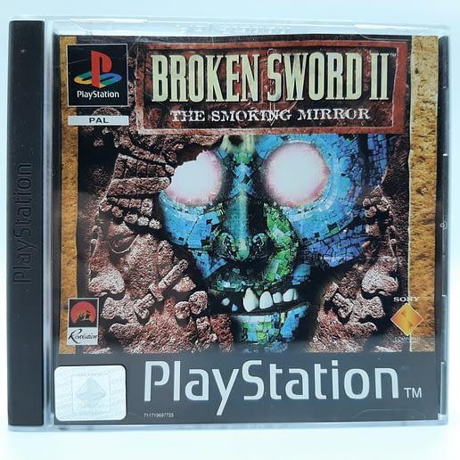 Broken Sword II till Playstation 1 PS1