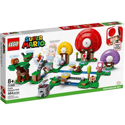 Lego Super Mario 71368 Toads Treasure Hunt Expansion Set