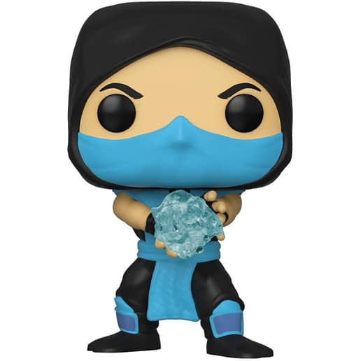 Funko Pop Mortal Kombat Sub-Zero