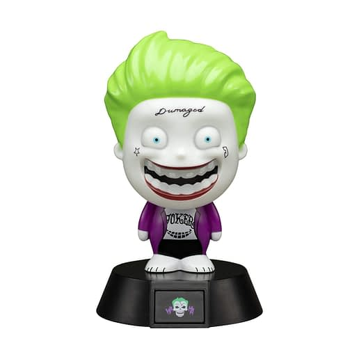 Suicide Squad The Joker Icon Light