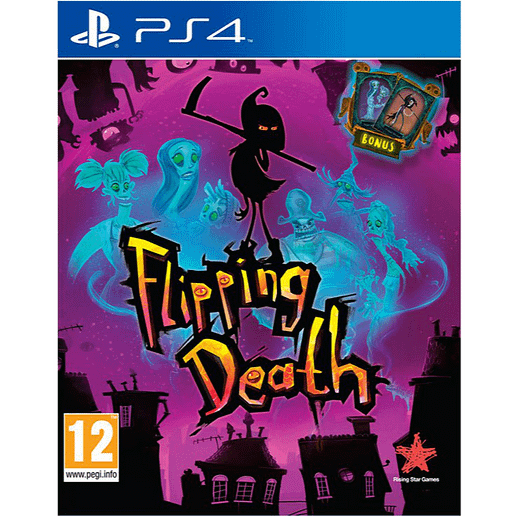 Flipping Death till Playstation 4