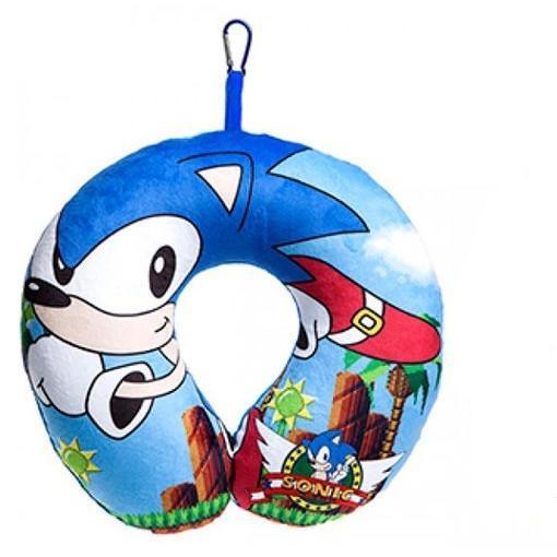 Sonic The Hedgehog Nackkudde