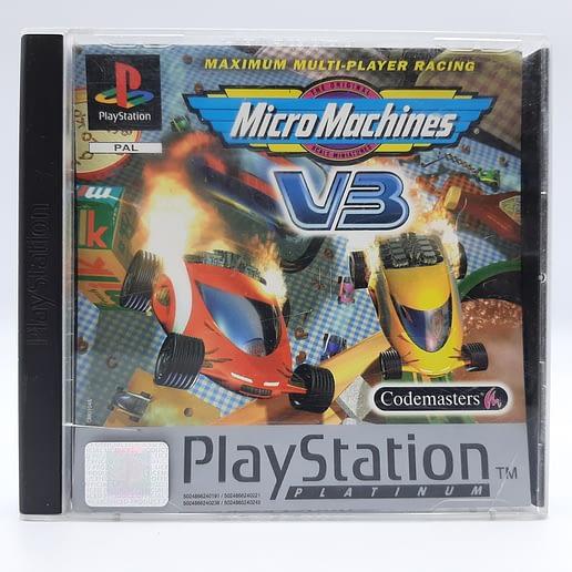 Micro Machines V3 till Playstation 1 PS1