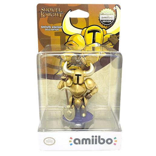 amiibo Shovel Knight Gold Edition