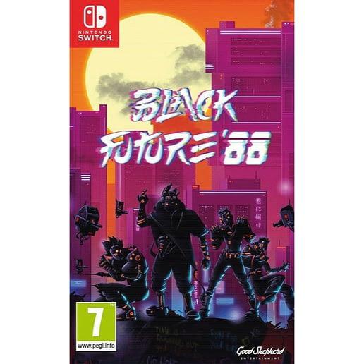 Black Future 88 till Nintendo Switch