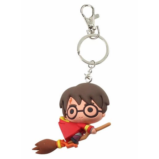 Harry Potter Quidditch Nyckelring