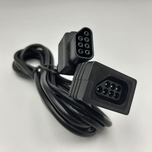 Förlängningskabel handkontroll NES