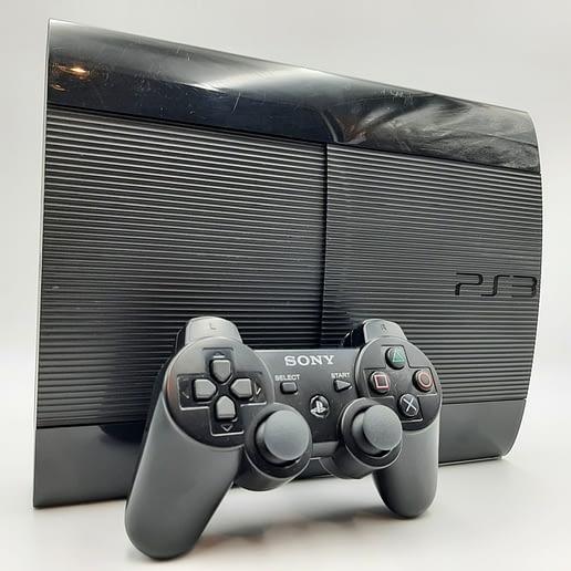 Playstation 3 Super Slim Basenhet 12GB