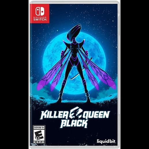 Killer Queen Black till Nintendo Switch