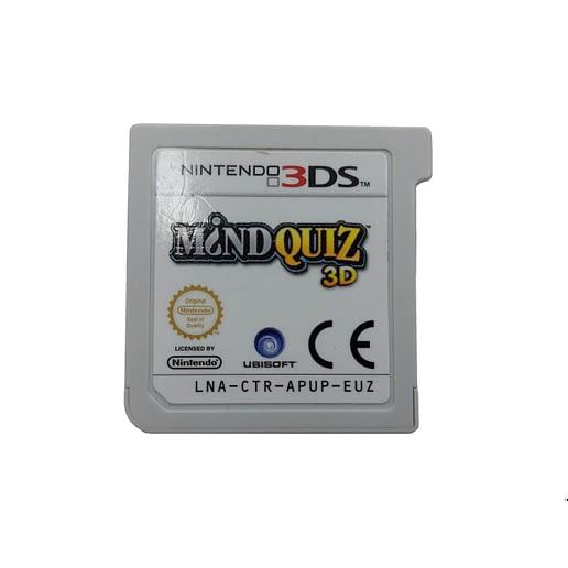 Mind Quiz 3D (endast kassett) till Nintendo 3DS