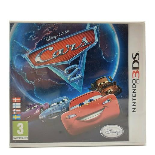 Cars 2 till Nintendo 3DS