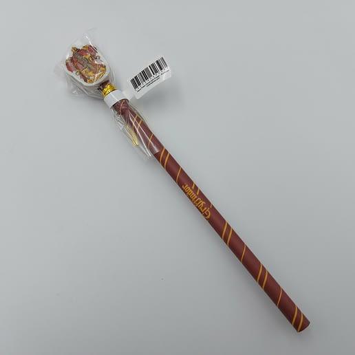Harry Potter Gryffindor Penna med Suddgummi