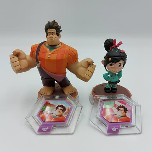 Wreck-It Ralph Toy Box Pack