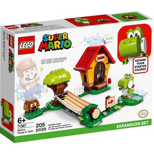 Lego Super Mario 71367 Marios House & Yoshi Expansion Set