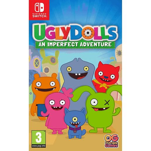 Uglydolls an Imperfect Adventure till Nintendo Switch