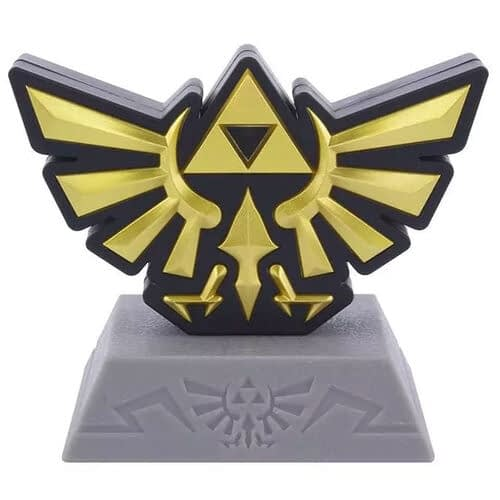 Zelda Hyrule Crest Icon Light