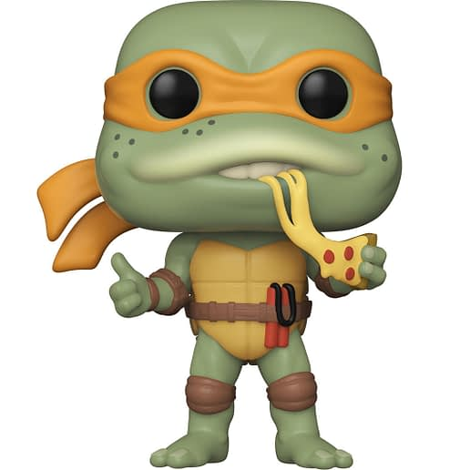 Funko Pop Teenage Mutant Ninja Turtles Michelangelo