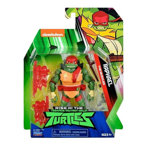 TMNT Rise of the Teenage Mutant Ninja Turtles Raphael