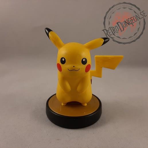 amiibo Super Smash Bros Pikachu