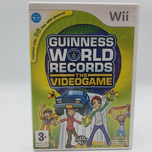 Guinness World Records the Videogame