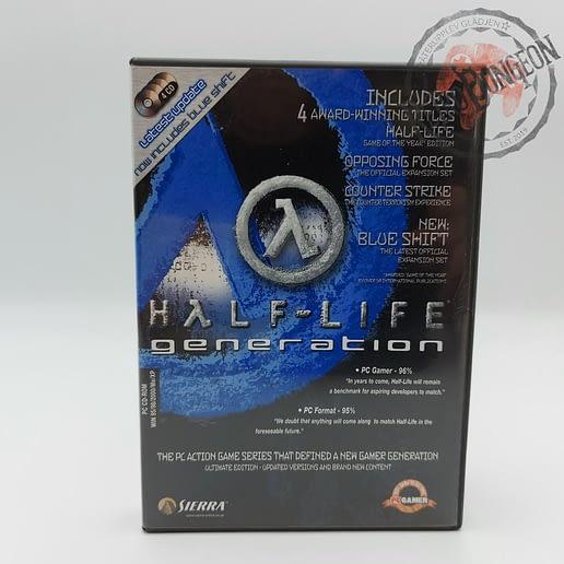 Half - Life Generation