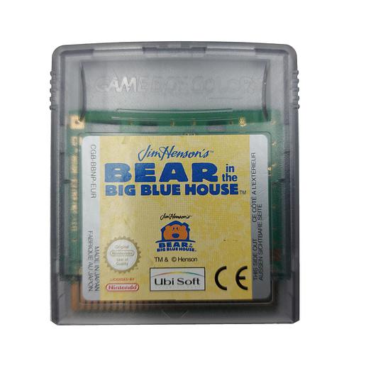 Bear in the Big Blue House till Nintendo Gameboy Color