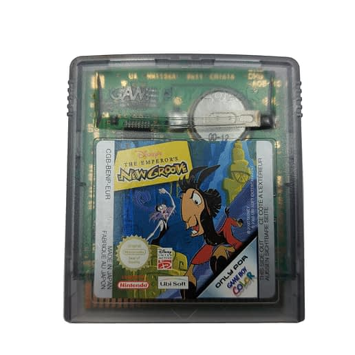The Emperors New Groove till Nintendo Gameboy Color