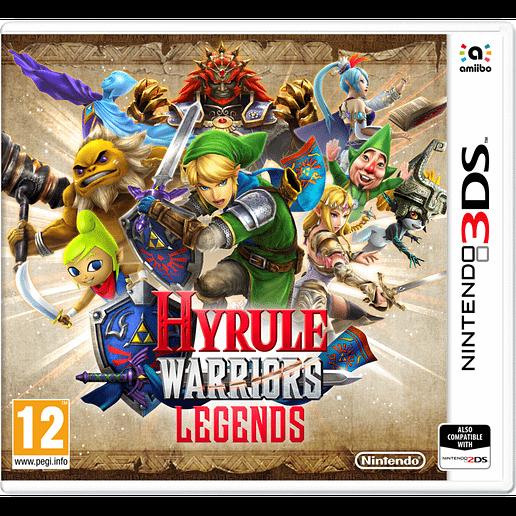 Hyrule Warriors Legends till Nintendo 3DS